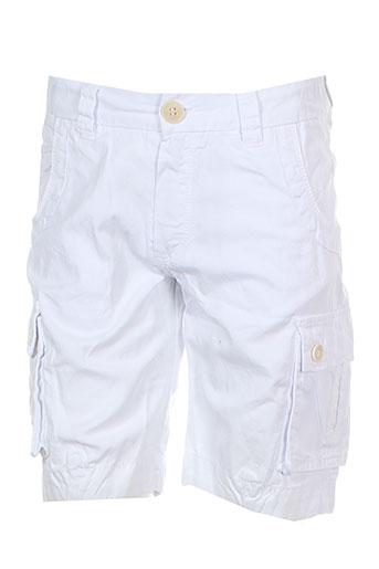 morley shorts / bermudas garçon de couleur blanc