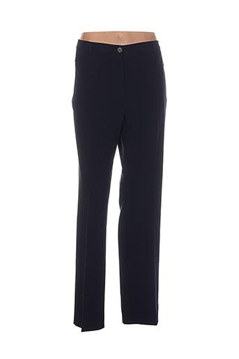 brandtex pantalons et citadins femme de couleur bleu