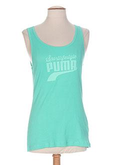 Produit-T-shirts / Tops-Unisexe-PUMA