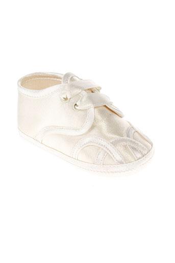 baby et chick chaussons enfant de couleur beige