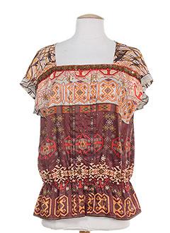 Produit-T-shirts / Tops-Femme-KARTING