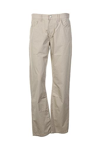 aigle pantalons et decontractes homme de couleur gris