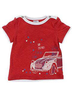Produit-T-shirts / Tops-Garçon-COUDEMAIL