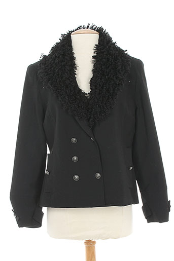 perspectives vestes femme de couleur noir