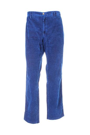 mmx pantalons et decontractes homme de couleur bleu