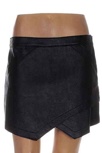 bcbgmaxazria jupes femme de couleur noir