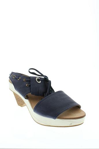 marithe EFFI_CHAR_1 francois girbaud chaussures femme de couleur bleu