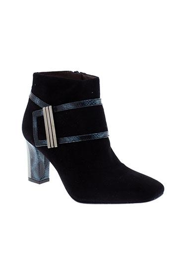 sacha london chaussures femme de couleur bleu