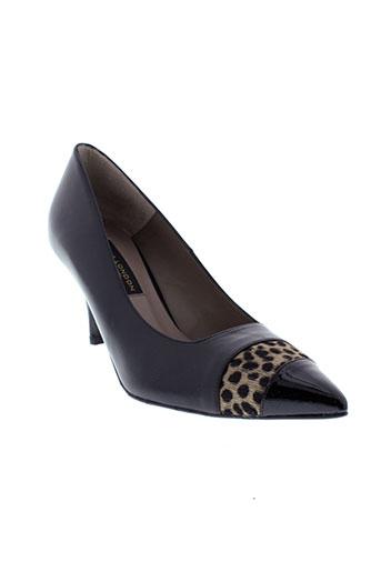 sacha london chaussures femme de couleur noir