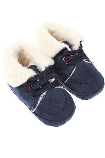 absorba chaussures enfant de couleur bleu