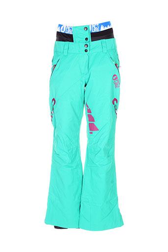 picture et organic et clothing pantalons et decontractes femme de couleur vert
