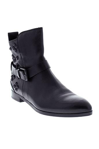 kennel et und et schmenger boots femme de couleur noir