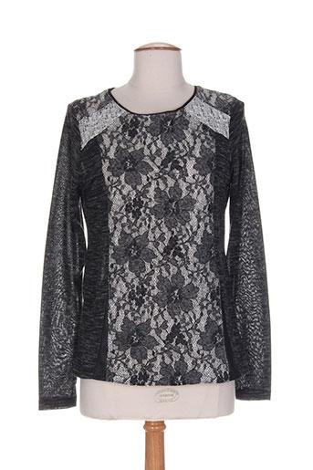 chatelet chemises femme de couleur gris
