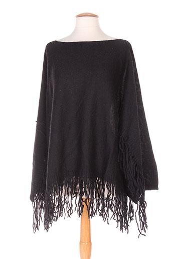 éclà pulls femme de couleur noir