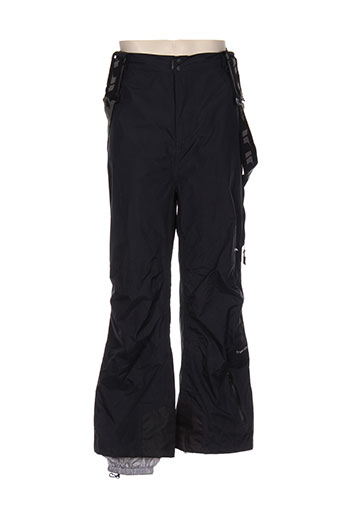 trespass pantalons homme de couleur noir