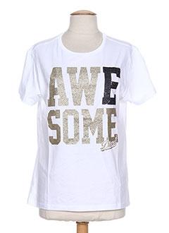 Produit-T-shirts / Tops-Fille-DIESEL
