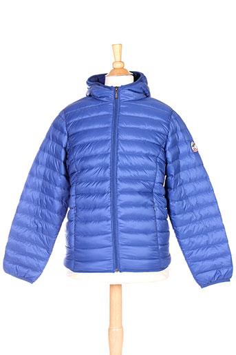 back et to et alaska doudounes garcon de couleur bleu