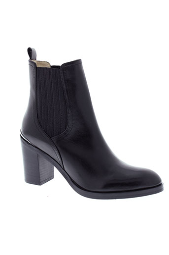 jb et martin boots femme de couleur noir