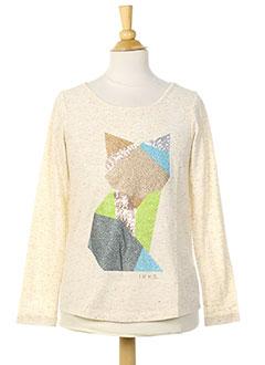 Produit-T-shirts / Tops-Fille-IKKS