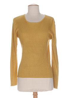 Produit-T-shirts / Tops-Femme-SOIE POUR SOI