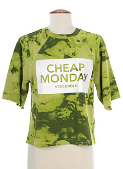 Produit-T-shirts-Femme-CHEAP MONDAY
