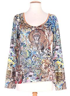 Produit-T-shirts / Tops-Femme-LO! LES FILLES