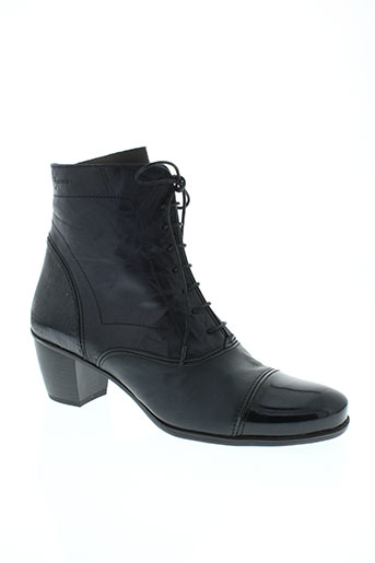 dorking boots femme de couleur bleu