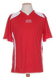 Produit-T-shirts / Tops-Homme-MADSPORT