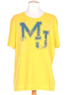 Produit-T-shirts / Tops-Homme-MUSTANG