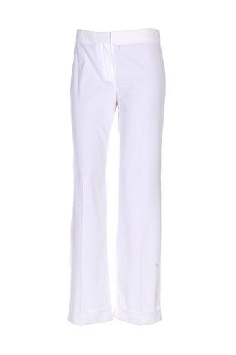 teenflo pantalons femme de couleur beige