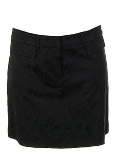 Mini-jupe noir TEENFLO pour femme