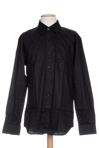 torrente chemises homme de couleur noir