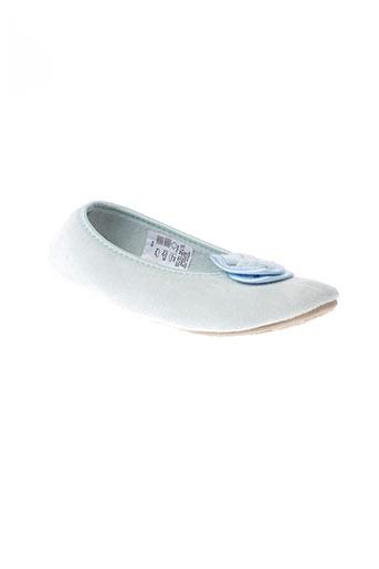 la fiancee d'arthur chaussures femme de couleur bleu