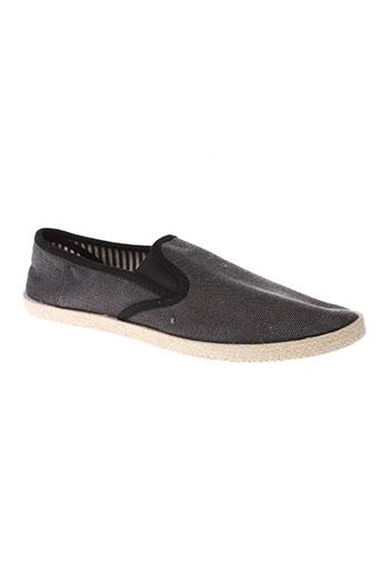 moza-x chaussures homme de couleur gris