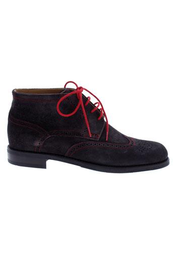 george's chaussures femme de couleur gris