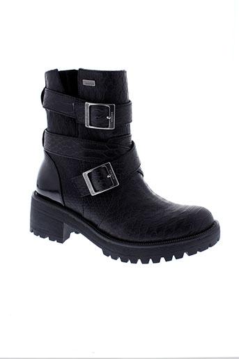 kocca boots femme de couleur noir