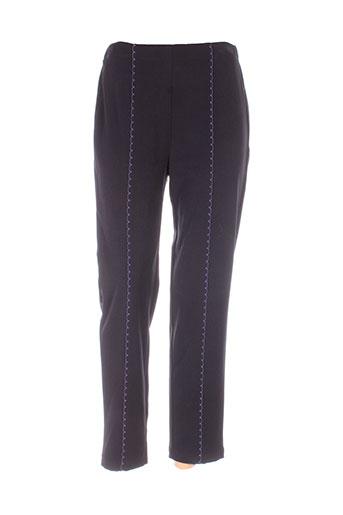 all beautiful pantalons femme de couleur noir