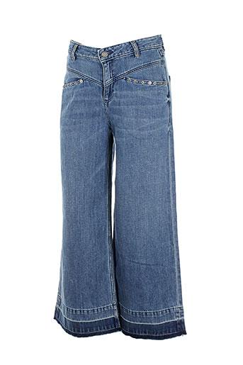 scotch EFFI_CHAR_1 soda jeans femme de couleur bleu