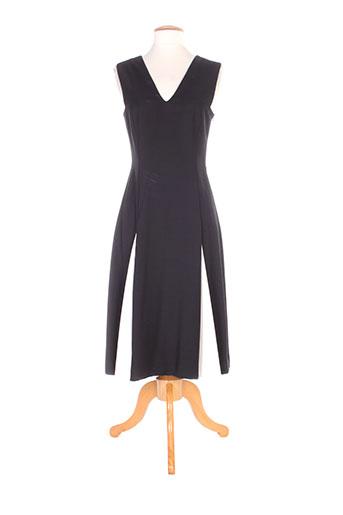 sportmax robes femme de couleur noir