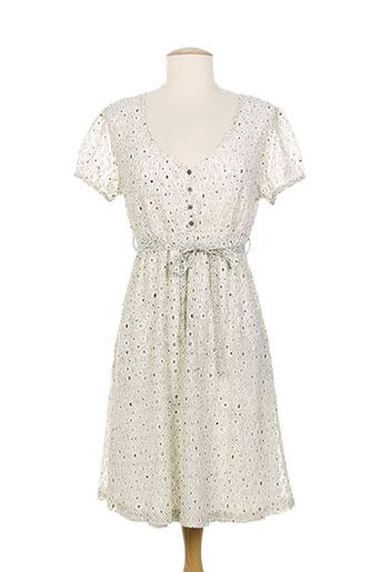 ddp robes femme de couleur blanc