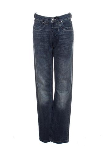 blue side jeans homme de couleur bleu