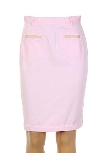 health jupes femme de couleur rose