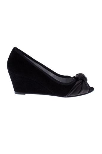 alicia kapri chaussures femme de couleur noir