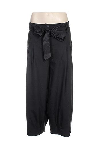 rimini pantacourts femme de couleur noir