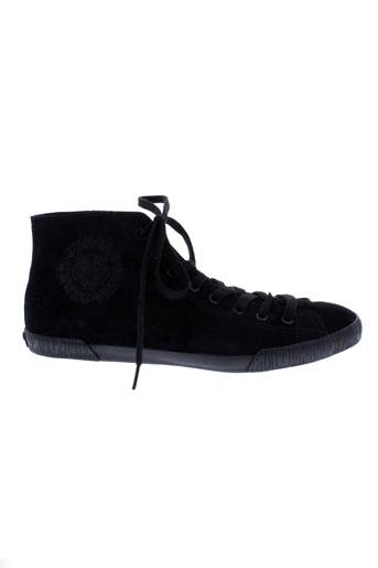 kenzo baskets homme de couleur noir