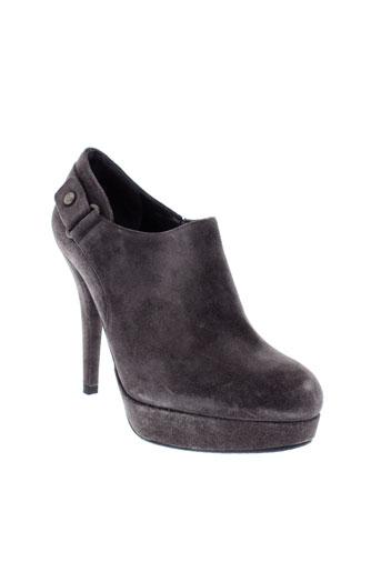 stuart et weitzman boots femme de couleur gris