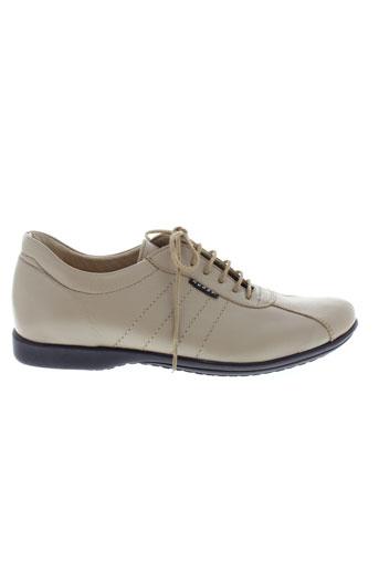 buggy chaussures femme de couleur beige