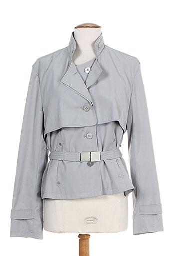 adolfo dominguez vestes femme de couleur gris