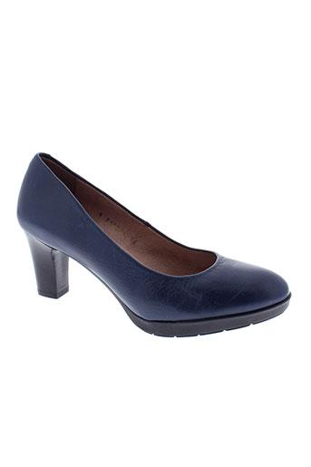 gadea escarpins femme de couleur bleu