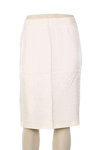 bleu blanc rouge jupes femme de couleur beige